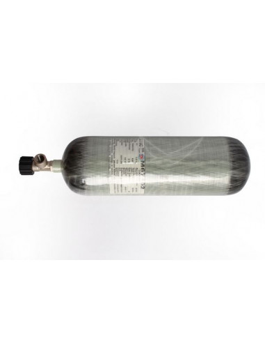 Botella de Aire de carbono 6.8/30-1 para equipo 30 minutos