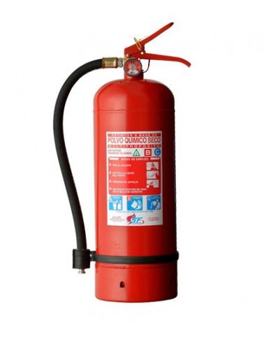 Extintor Portátil PQS