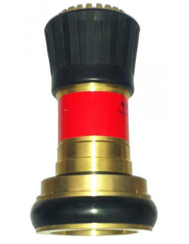 Piton de Bronce Neblinero con Copla Machimo