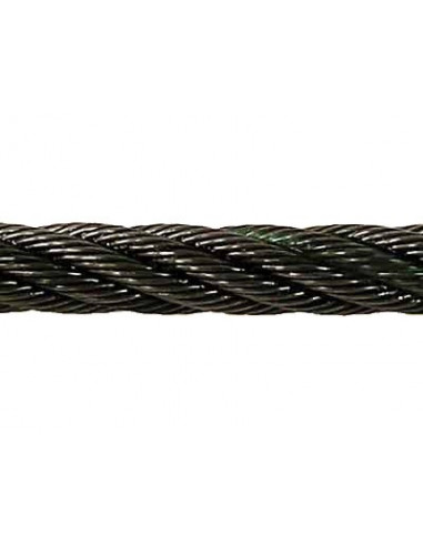 Cable Galvanizado Engrasado 6x17 + 1FC