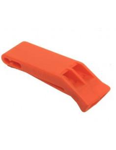 Pitos Plásticos Naranja de Emergencia